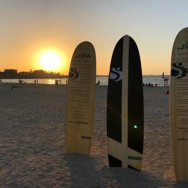 Surfing... Dubai?!