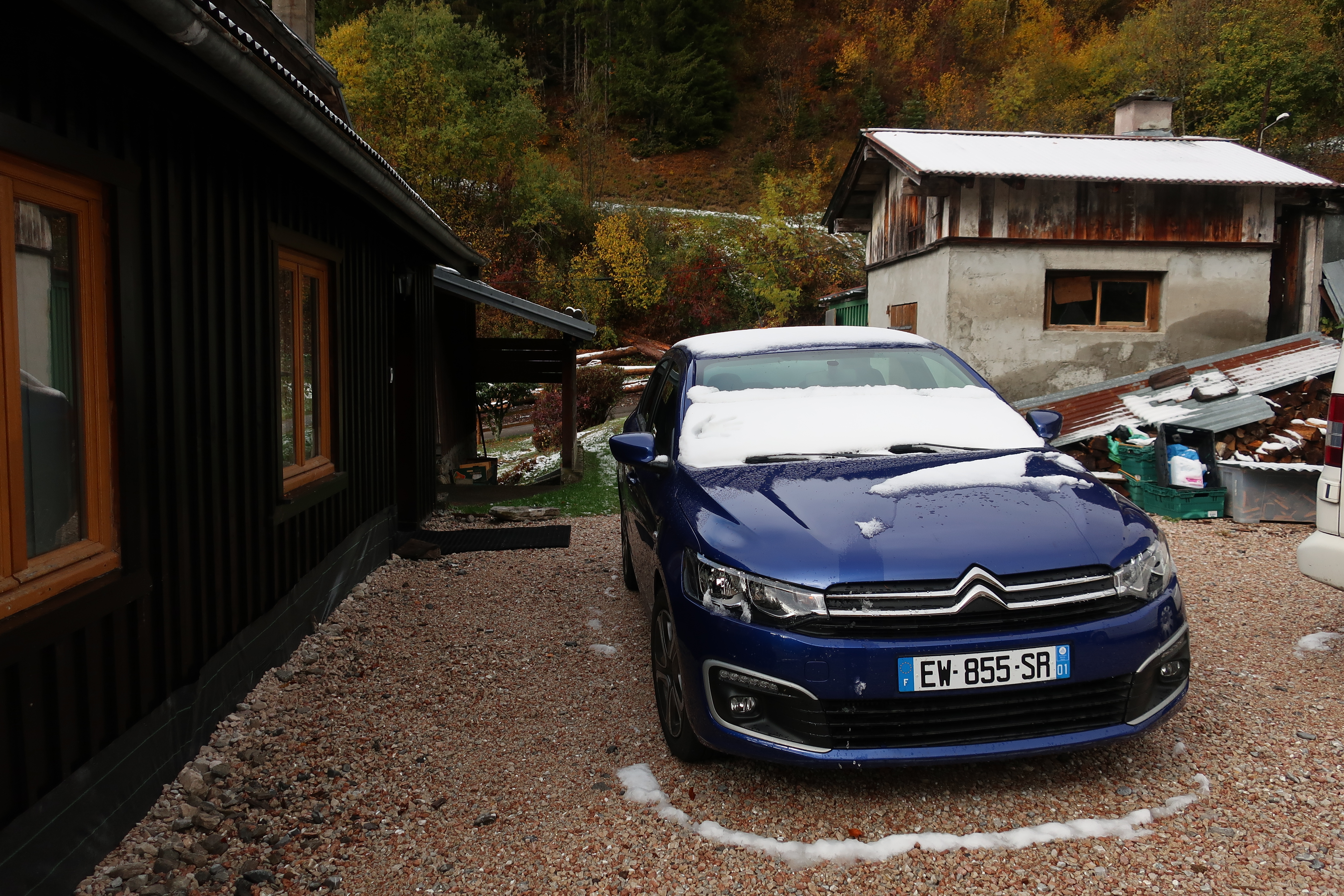A Somewhat Serious Review Of Our Rental Car A 2018 Citroen C Elysee M4 Travels