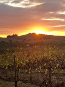 Italian sunsets... amazing.